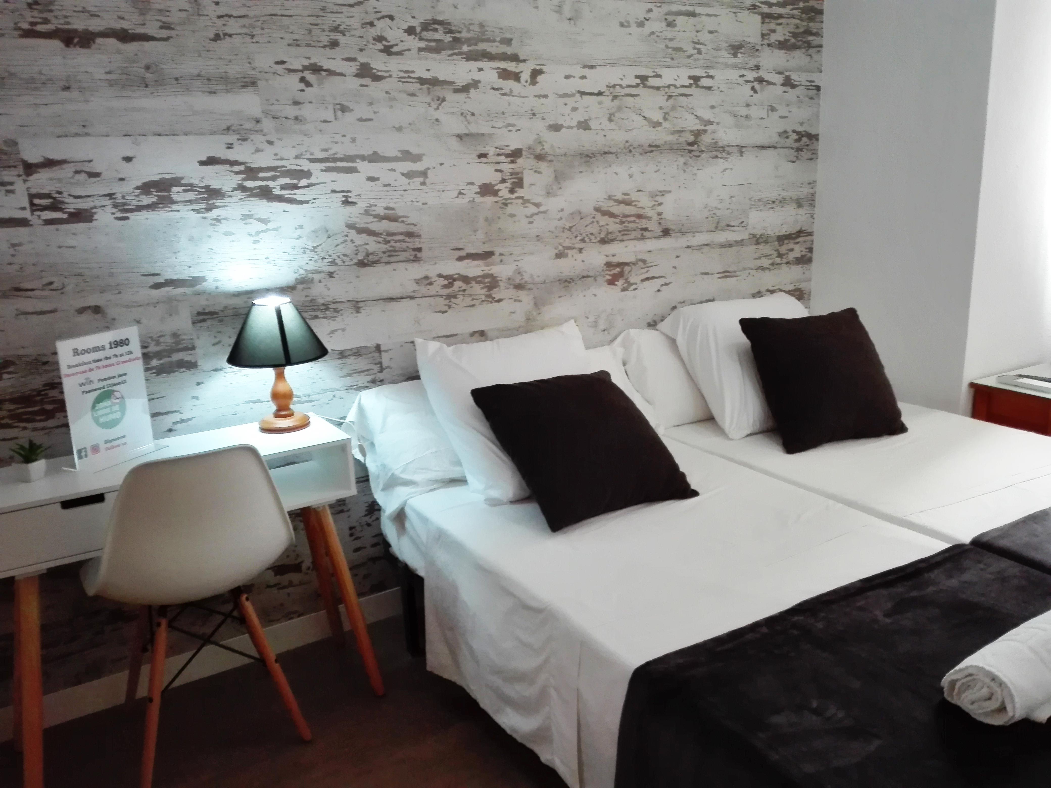 Habitación 1980 Rooms